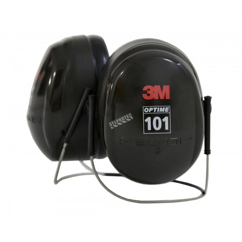 Coquille antibruit 3M modèle serre nuque H7B, 26 dB , optime 101