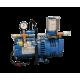 Filtre de sortie HEPA 0,3 micron pour pompe à air ambiant basse pression d'Allegro pour RA9806, RA9821 et RA9832