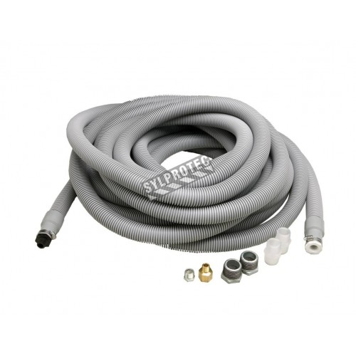 Kit of 25 ft inlet hose for air ambient low pressure Allegro pump RA9806, RA9821 and RA9832.