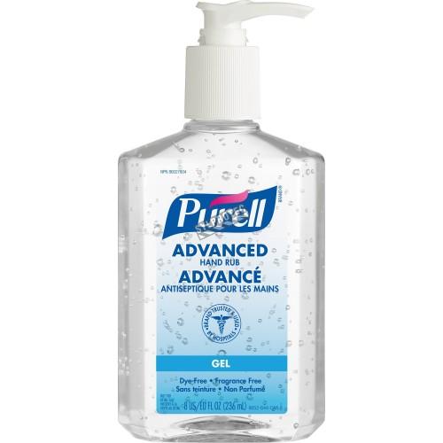Antiseptique pour les mains Purell, 237 ml