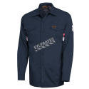 Safety shirt, FR-TECH 7 oz fireproof, small