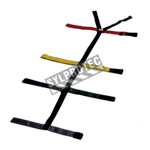 Ferno Fastrap spine board straps.