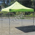 Instant refuge for sun wind and rain. Size: 3 m X 3 m (10 ft x 10 ft).