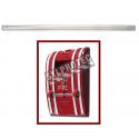 Tiges de verre cassables de remplacement pour station manuelle d'alarme d'incendie classique (ECST270), 20/pqt.