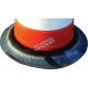 Base pour baril (cône) de canalisation de trafic, 25 lbs.