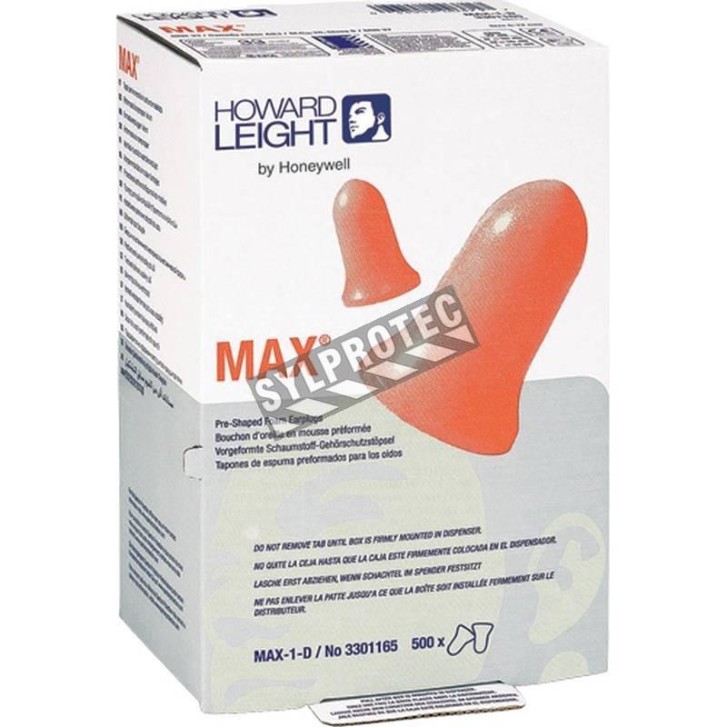 Recharge MAX-1-D 33 db. pour pour distributeur LS-500, bt/ 500 paires