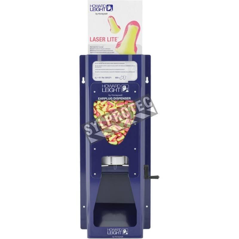 Earplug dispenser LS-500 by Howard leight