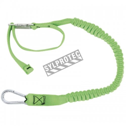 Peakwors Harness tool attachment strap whit locking carabiners