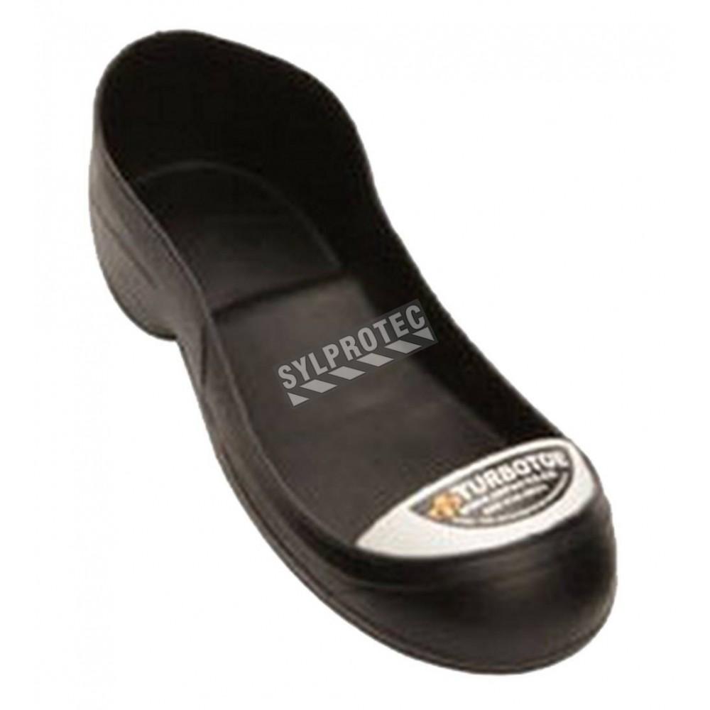 Turbotoe Pvc Shoe Covers With Steel Toe Caps