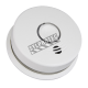 Photoelectric smoke detector with lithium Battery last 10 years Wireless interconnect  up to 24 unit