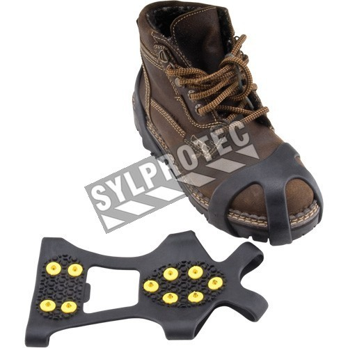 Non-slip sole  for snow