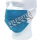 Masque en polypropylène avec élastique lavable non certifié, fait au Québec, disponible sur Sylprotec.com