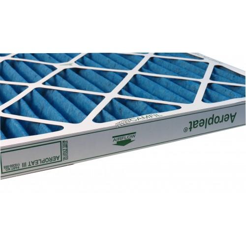 """Filtre secondaire pour purificateur d'air HEPA-AIRE (SAH5) Filtre 18""""X24""""X2"""" pour particule 3 à 10 µm"""
