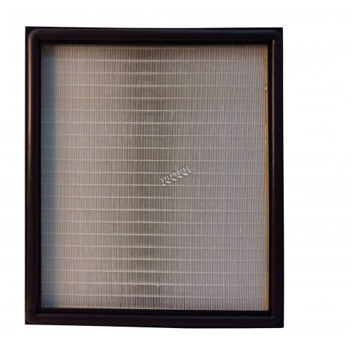 """Filtre HEPA pour purificateurs d'air HEPA-AIRE (SAH5) Filtre 18""""X24""""X12"""" pour particule de 0.3 µm +"""