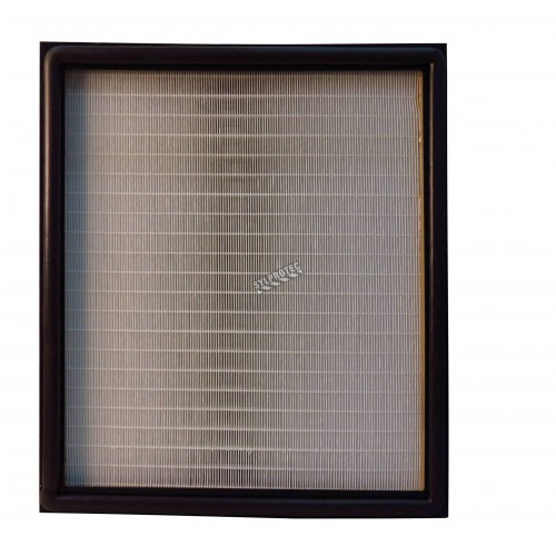 """Final stage HEPA filter for HEPA-AIRE (SAH5) portable air scrubber. 18"""" X 24"""" X 12"""" filter for particles down to 0.3 µm"""