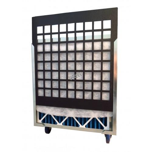 """Filtre primaire pour purificateur d'air HEPA-AIRE (SAH5) Filtre 18""""X24""""X1"""" pour particules 10 µm +"""