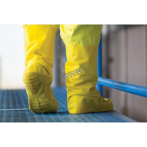 Latex boot cover haz mat, 0,60 mm