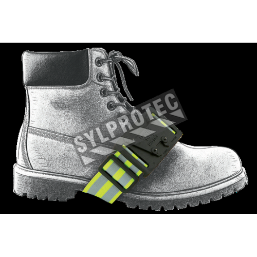 Due North Non-slip soles for heelless boots