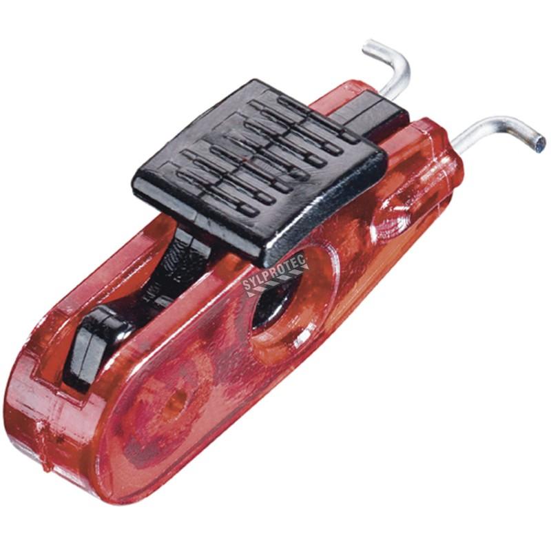 Verrou coupe-circuit simple. Dispositifs sécuritaire de verrouillage pour disjoncteur miniature ISO/DIN.