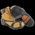Semelles antidérapantes industrielle pour la neige et la glace pour tous les types de chaussures