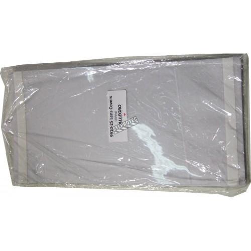 Écran de protection autocollant de couleur claire pour cagoule de protection respiratoire d'Allegro