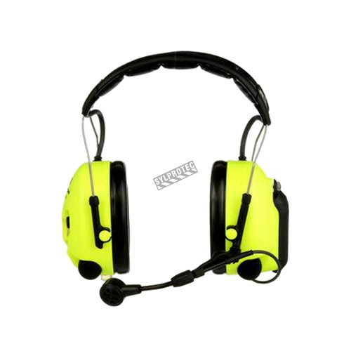 ProTac  Headset MT15H7AWS6 noise-cancelling shell that allows you to have a conversation with a co-worker