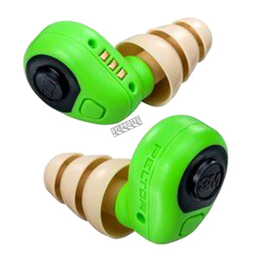 Peltor electronic earplug, sold by unit