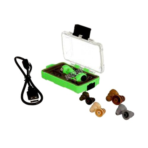 Bouchons d'oreilles électroniques EEP-100 PELTOR