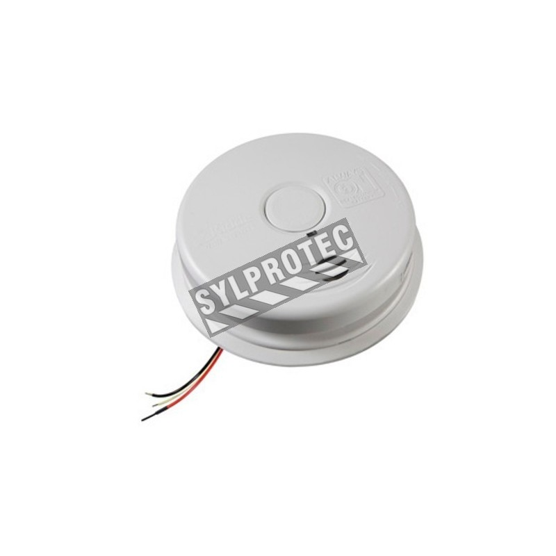 Détecteur de fumée à ionisation, 120 V AC.