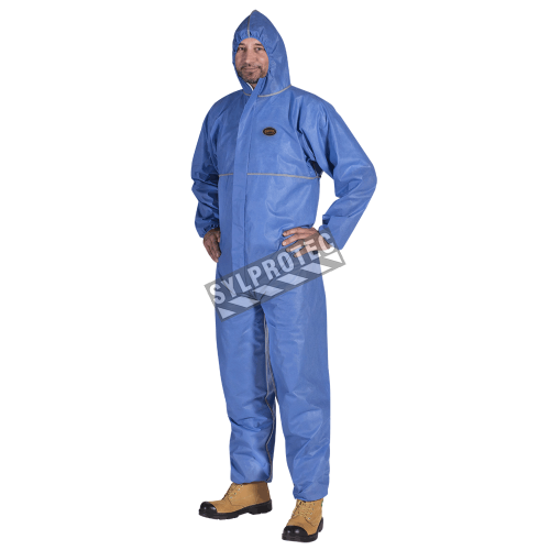 Disposable SMS coveralls, unit