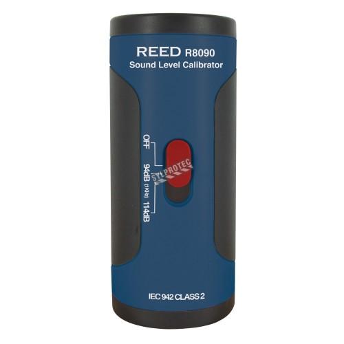 Sound Level Calibrator, complies with IEC 942 Class 2