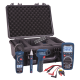 Industrial Combo Kit, include multimeter, clamp meter and others.