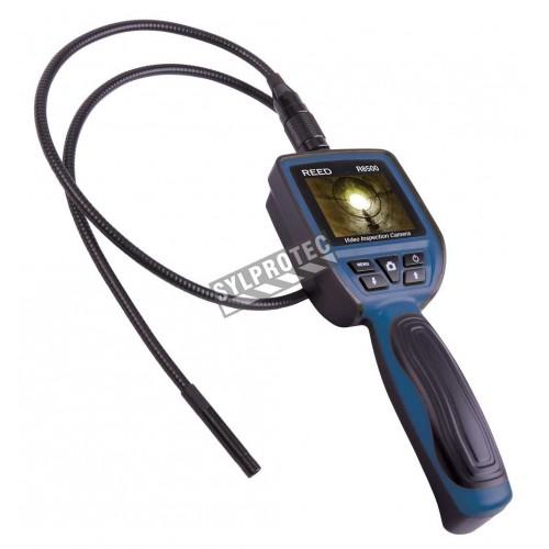 Caméra d'inspection vidéo.