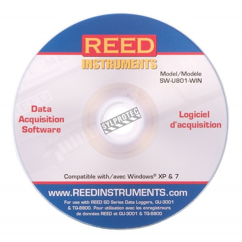 Data Acquisition Software for REED measuring device