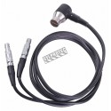 Replacement Probe for TM-8811 Ultrasonic Thickness Gauge.