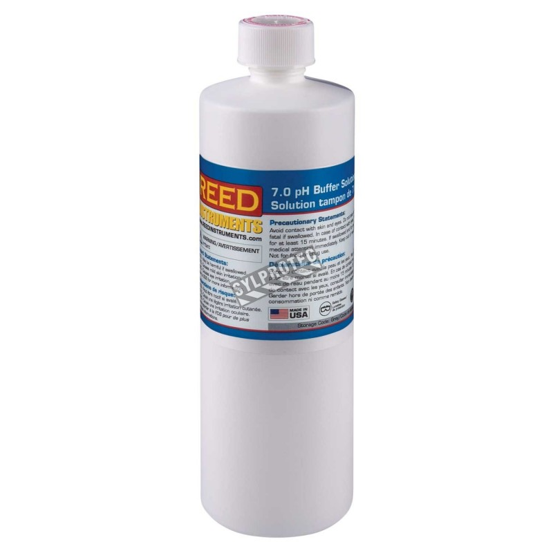7.0 pH Buffer Solution pour Ph meter from Reed instruments.