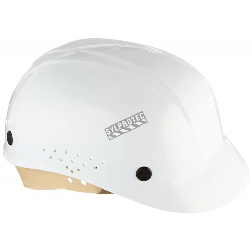 White NORTH helmet 4 points