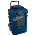 AQUATRAP high performance dehumidifier with a 413 cfm operating speed. Normal amps 11.2 A, ideal in conjunction with air movers
