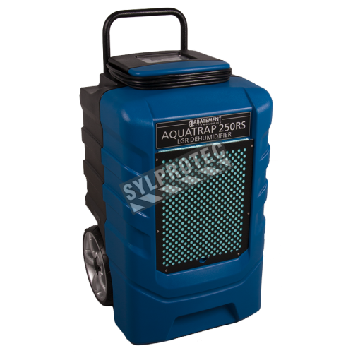 Déshumidificateur haute performance Aquatrap AT250R.