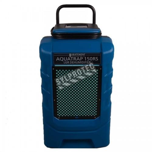 Déshumidificateur AQUATRAP à débit d'air de 354 cfm. Consommation de 7.5 A, idéal en combinaison avec ventilateur centrifuge.