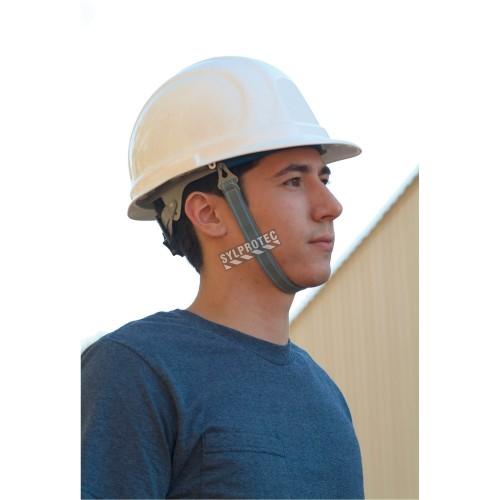 Mentonnière  pour casques de sécurité de Dentec safety specialist Vendu à l'unité