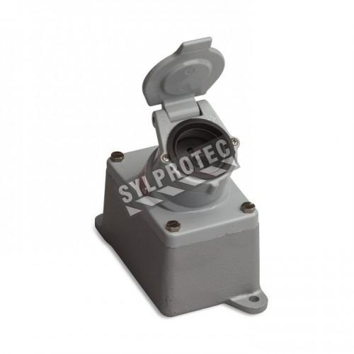 Prise antidéflagrante pour ventilateur / souffleur alimenté au 120V ou 220 V d'Allegro Industries