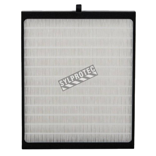 Disposable electrostatic filter for particles 3 to 10 µm on AQUATRAP high performance dehumidifier