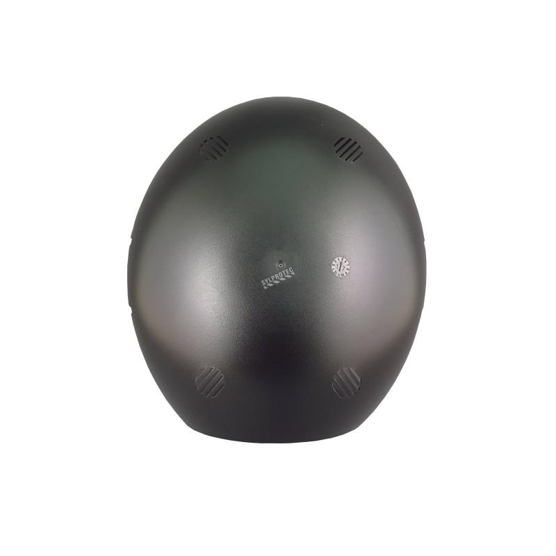 Coquille de protection avec mousse pour casquette