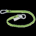 Sangle mince de fixation d'outils pour harnais, outils léger moins de 15 lb, (6.8 Kg) , 28 po. (71 cm) long et 9/16 (1.43 cm)