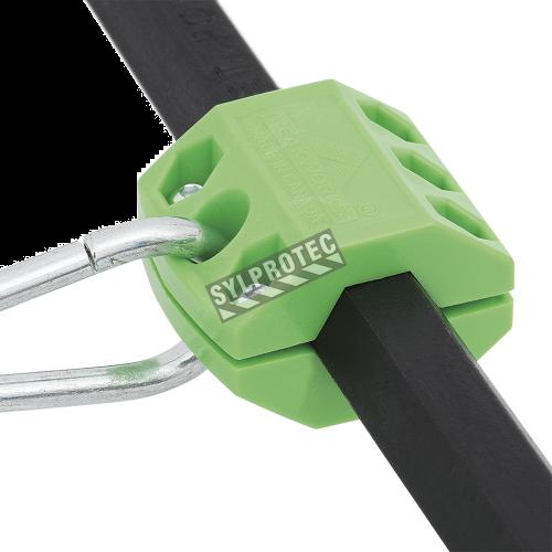 Press block retainer for tool, from Peakworks