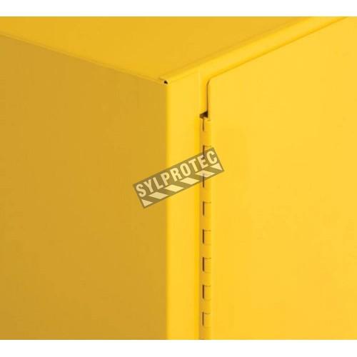Flammable liquids storage cabinet, 45 US gallons (171 L), meets ULC