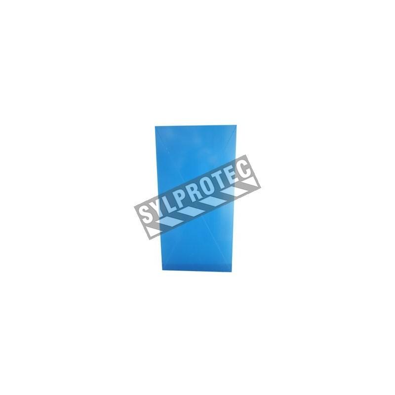 Vitre de plastique pour cabinet de surface model EC4