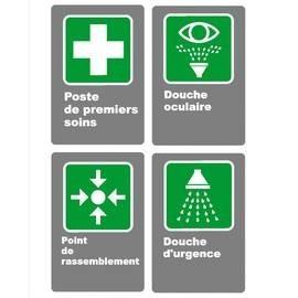 Affiches CSA premiers secours