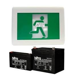 Éclairages d'urgence et accessoires